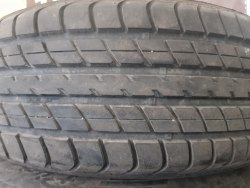 Одна шина 225/60 R16 Dunlop SP Sport 200e 7 мм