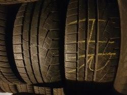 Пара шин 245/45 R17 Pirelli Sottozero 2 2 серия с 5.5мм.7мм