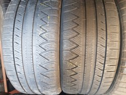 Пара шин 245/45 R17 Michelin Pilot alpin pa3 5 мм