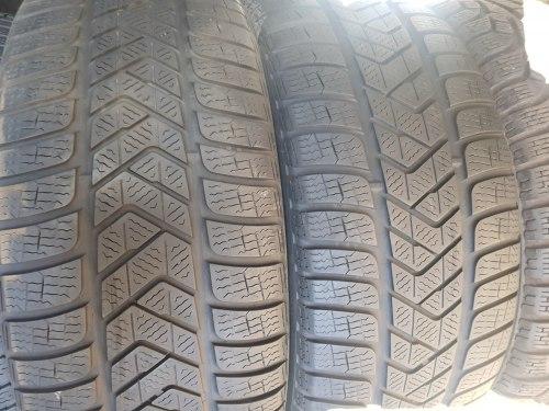 Пара шин 235/50 R18 Pirelli Sottozero 3 6 мм