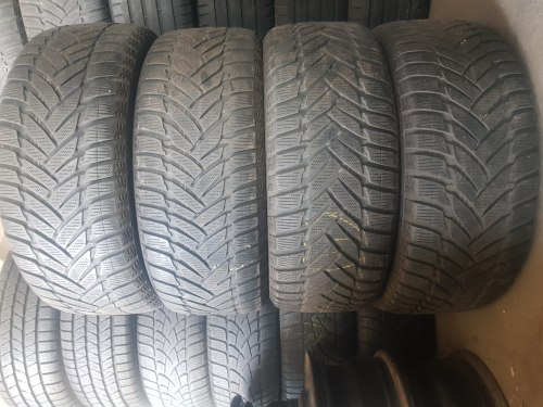 Комплект шин 225/55 R17 Dunlop SP Winter Sport M3 7 мм