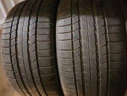 Пара шин 235 40 R18 Pirelli Snowsport 240 5мм
