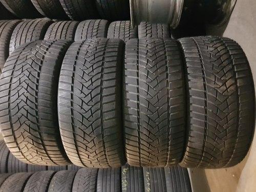 Комплект шин 255 40 r19 Dunlop Winter Sport 5 5 мм