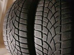 Пара шин 205 60 R16 Dunlop SP Winter Sport 3D 5 мм