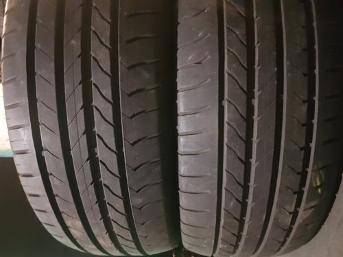 Пара шин 235/60 R17 Goodyear EfficientGrip6 мм