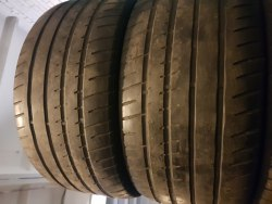 Пара шин 275 35 zr19 Ханкук Ventus S1 EVO 4мм