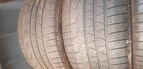 Порошин 285/35 R20 Pirelli Sottozero 2 5/5 6 мм