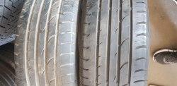 Пара шин 215/55 R18 Continental Conti Премиум контакт 2Е 6 мм