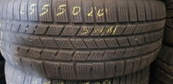 Одна шина 255/50 R20 Continental crosscontact 5 мм