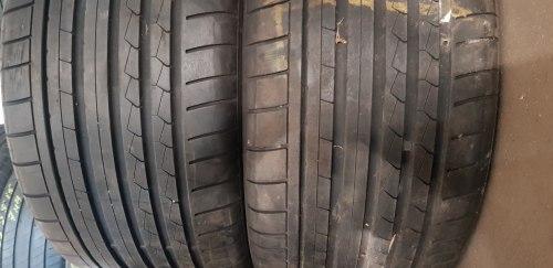 Пара шин 275/30 r21 Dunlop SP Sport Maxx GT r01 состояние новой