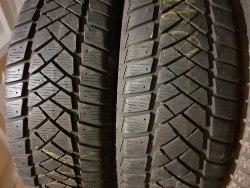 Пара шин 215 60 R17 C Dunlop Winter Sport M2 8 мм