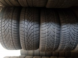 Комплект шин 235/50 R18 Dunlop SP Winter Sport 3D rsc состояние новых