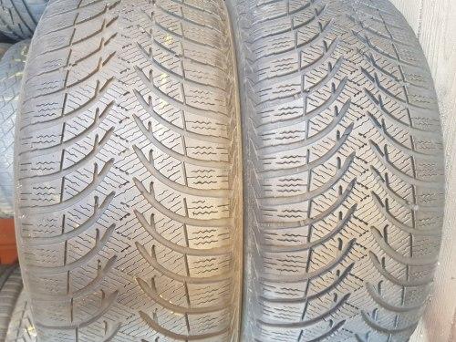 Пара шин 215/60 R16 Michelin Альпин А4 5 мм
