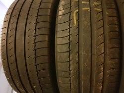 Пара шин 255/55 R18 Michelin Latitude Sport 5.5 mm