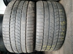 Пара шин 315/35 R20 Pirelli Scorpion Ice Snow RST Бок 6мм центр 4 мм