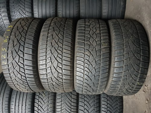 Комплект шин 225 35 r19 Dunlop Winter Sport 3D 6,5 мм