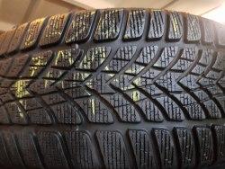 Одна шина 225/55 R16 Dunlop Winter Sport 4D 7 миллиметров