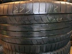 Одна шина 255 35 R18 Continental Contisportcontact 5 6 мм