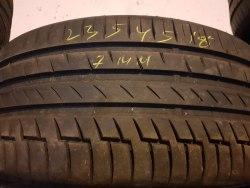 Одна шина 235 45 R18 Continental Premium Contact 6 7mm