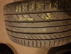Одна шина 255 35 r19 Continental Contisportcontact 5 RST 6,5 мм