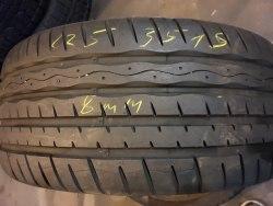 Одна шина 225 35 r19 Hankook Ventus S1 EVO состояние новой 8 мм