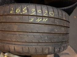 Одна шина 265 30 ZR20 Michelin Pilot Sport 4S 7 мм