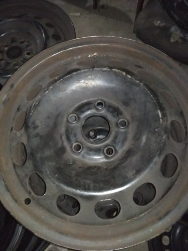 Диск колесный R16 , 5-112 , 6 j ,dia 57,1 ,et 50