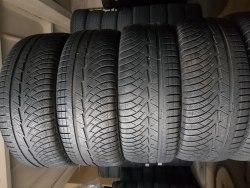 Комплект шин 245/45 R18 Michelin Pilot alpin pa4 6 мм 6,5 мм