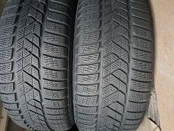 Пара шин 235/55 R17 Pirelli Sottozero 3 6.5 мм