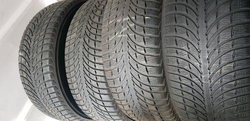 Комплект шин 235/55 r19 Michelin Latitude alpin la2 6,5 мм