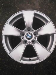 Комплект дисков R17, 5-120 , 8 j ,dia 72,6, et 34 . BMW