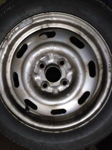Диск колесный R14 , 4-100 , 5,5 j , dia 54,1