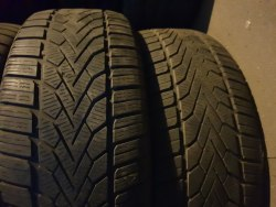 Пара шин 225/55 R17 Semperit Speed-grip 5,5 мм