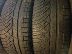 Пара шин 245 40 R18 Michelin Pilot alpin pa4 6 мм