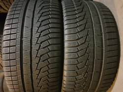 Пара шин 245 40 R18 Hankook Winter I cept evo2 6мм