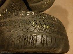 Одна шина 255/55 R18 Dunlop Grandtrek WT M2 6,2 мм