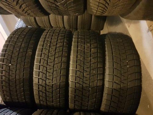 Комплект шин 275/60 R20 Bridgestone Blizzak dmv1 7 мм, 8 мм