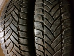 Пара шин 215/60 R17 Dunlop Winter Sport M3 7 мм