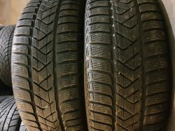 Пара шин 215/55 R17 Pirelli Sottozero 3 Seal Inside 6мм