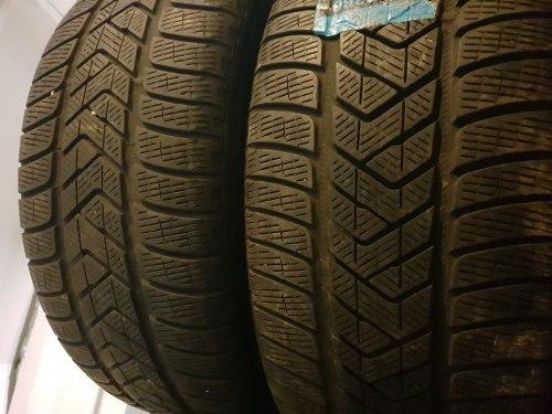 Пара шин 255 55 R18 Pirelli Sottozero 3 6,5 мм