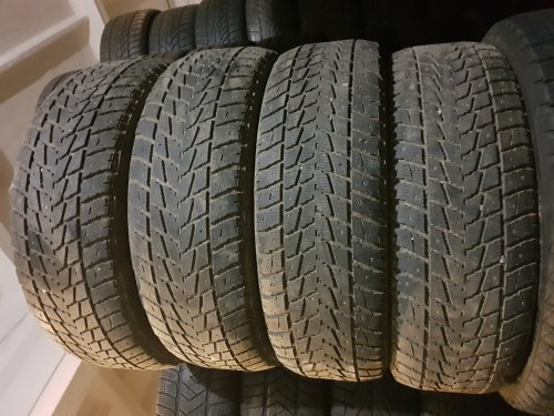 Комплект шин 235/65 R18 Toyo Open Country I/T 5.5 mm 6mm