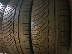 Пара шин 235/45 R18 Michelin Alpin pa4 6мм