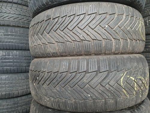 Пара шин 205/55 R16 Michelin Alpin 5 DT пара 6 мм