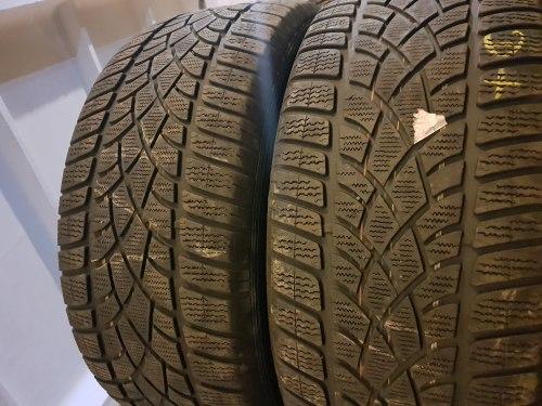 Пара шин 275/45 R20 Dunlop Winter Sport 3D 7мм