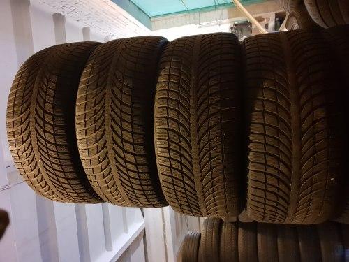 Комплект шин 255/50 R19 Michelin Latitude alpin la2 7,5 мм