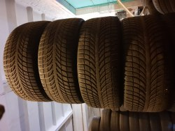 Комплект шин 255/50 R19 Michelin Latitude alpin la2 7,5 мм