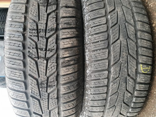 Пара шин 215/65 R16 Semperit Speed-grip 7 мм
