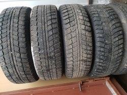 Комплект шин 175/65 R14 Barum Polaris шипы пара 7 пара 8мм