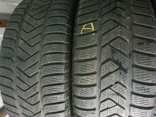 Пара шин 225/50 R17 Pirelli Sottozero 3 6мм