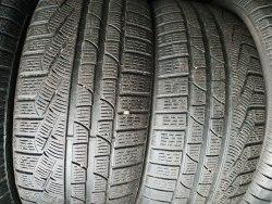Пара шин 245/50 R18 Pirelli Sottozero 2 5,5 мм